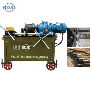 In china high quality thread rolling machine Spoke threading machine