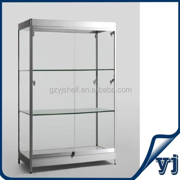 Tsd-w4605 Glass Lockable Glass Display Cabinets/glass Display ...