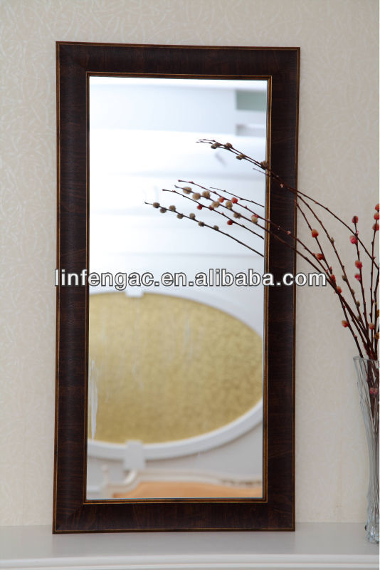polystyrene home decorative wall wall extension mirror