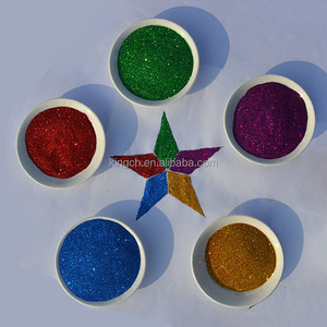 Plastic fine glitter powder kg Wholesale bulk chunky glitter for eye, body