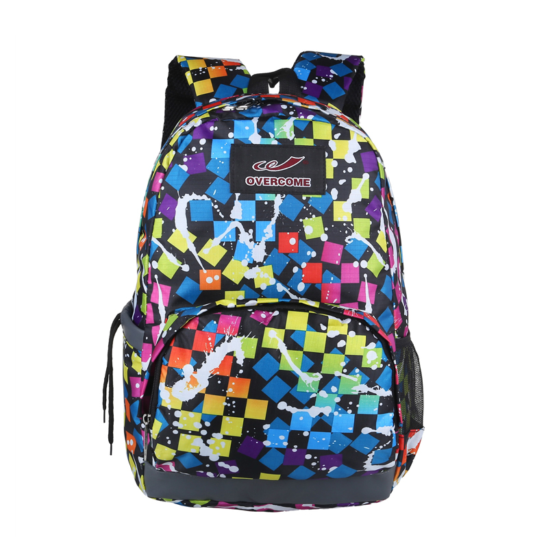 Children school bags Waterproof Nylon kids backpack schoolbag for Girls Boys Camouflage Teenage School bag Mochila Escolar
