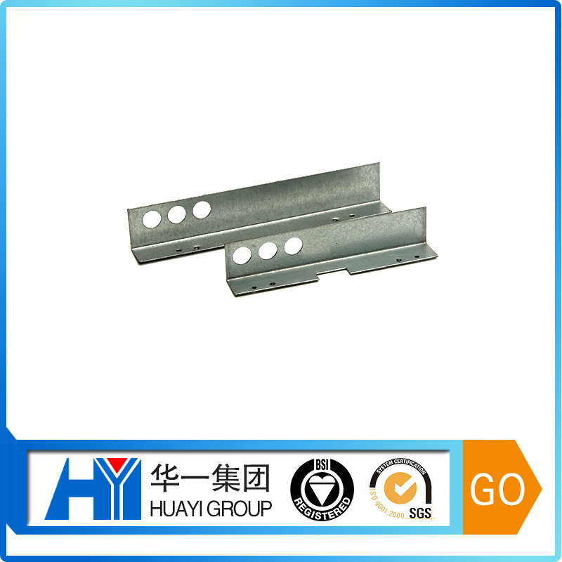 OEM Customized Aluminum Metal Stamping Parts Drawer Slide