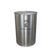 CGK Hot Sale Open Top Stainless Steel <span class=keywords><strong>200</strong></span> <span class=keywords><strong>L</strong></span> <span class=keywords><strong>Drum</strong></span>