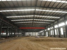 Manufacture and design mini industrial steel warehosues shed design for sale