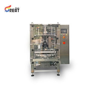 vertical form fill and seal packaging machines