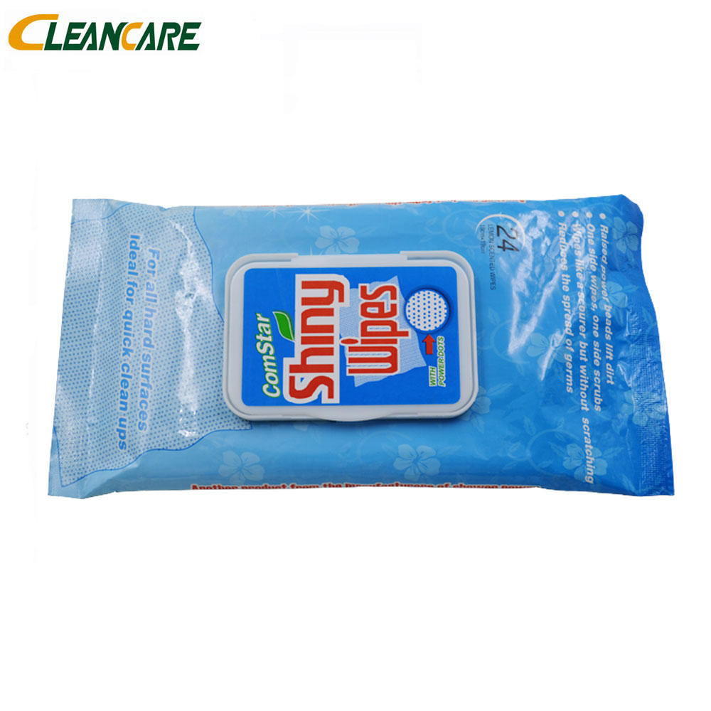Kitchen Non-Woven Cleaning Cloth/Wipes/Disposable Dry Cleaning Wipes/Restaurant Wipes