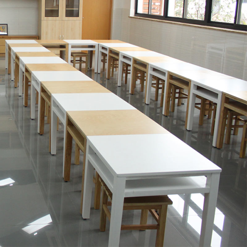 Multi-function study school table furniture