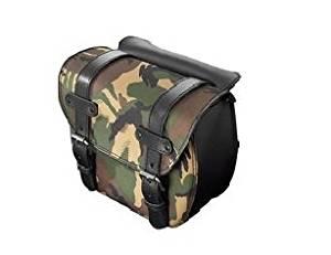 1afa874c4717 Get Quotations · Highway Hawk 02-2696 Slimline Saddlebag Luggage Set (2)  with Camouflage Panels