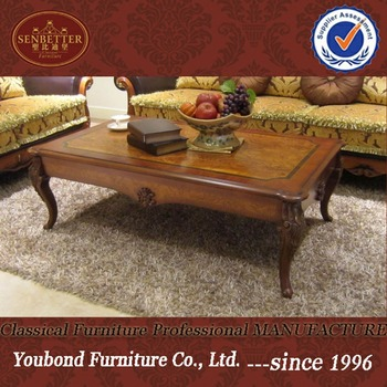 Astonishing 0051Guest Room Sofa Center Table Design American Style Wooden Tea Table View Wooden Tea Table Design Senbetter Product Details From Foshan Youbond Home Interior And Landscaping Oversignezvosmurscom