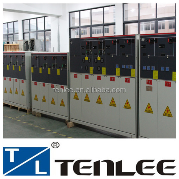 electrical 12kv 24kv sf6 gas insulated switchgear gis