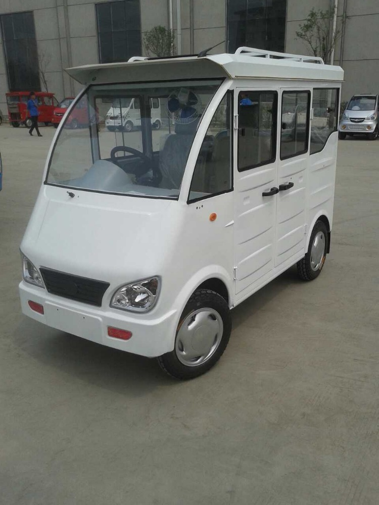 60V 1000W 4 door electric car