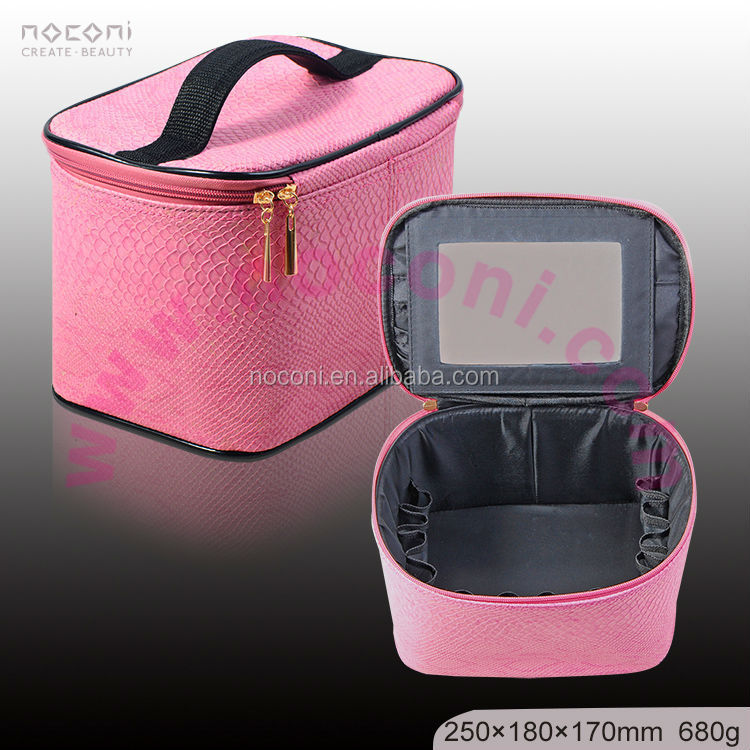 cosmetic boxes with mirror makeup box with mirror empty makeup boxes