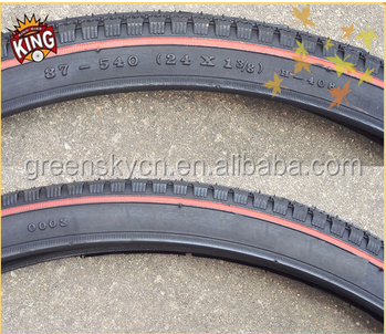 top quality bike tires wholesale solid natural rubber cycling bicycle tire