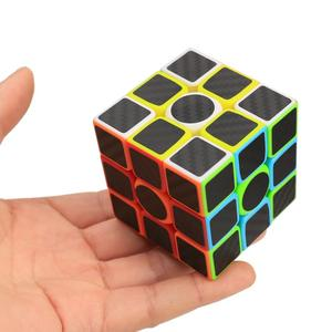 2018 Hot Selling 3x3x3 Magic Speed Cube 3x3 Customs Puzzle Cubes hot sale toys Wholesale China