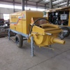 On-line transaction concrete spraying machine for sale
