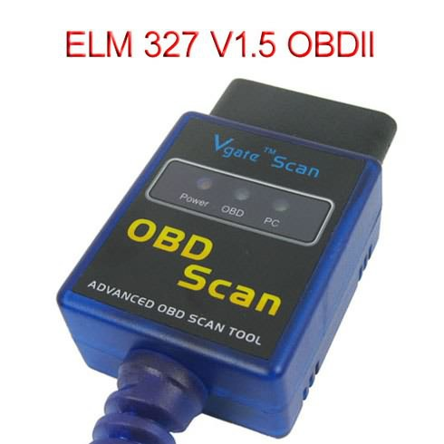 Aliexpress Buy Vgate Obdii Scanner Elm327 V1 5 Obd2 Car
