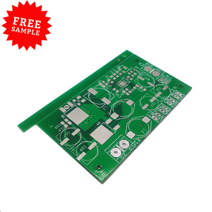 Induction heater controller assembly pcb board