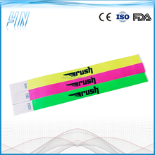 YN - 4100 Wholesale inkjet printing tyvek wristband , tyvek wristbands printer machine