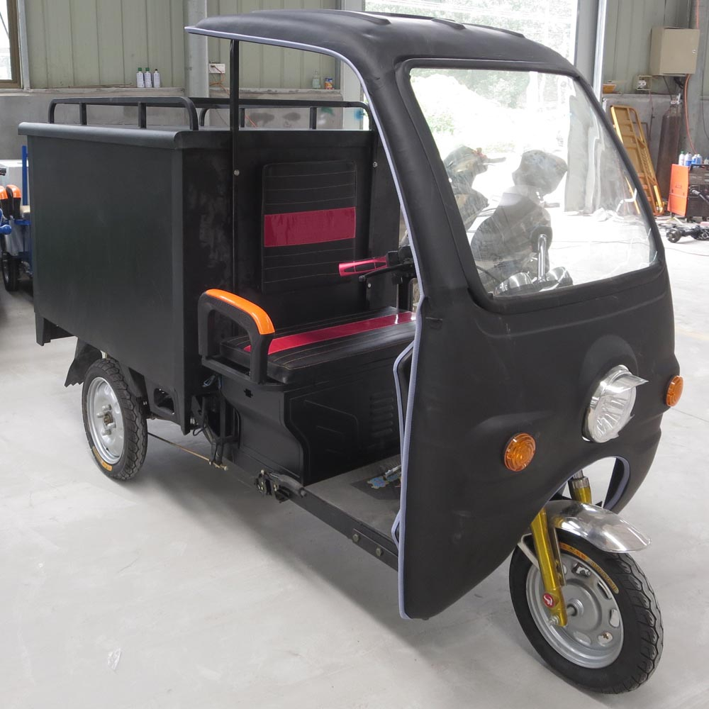 Electric Three Wheel Electric Scooter Electric Vehicle For