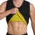Mens Shapewear Black Vest Fat Burner Slimming Sweat Body Shaper
