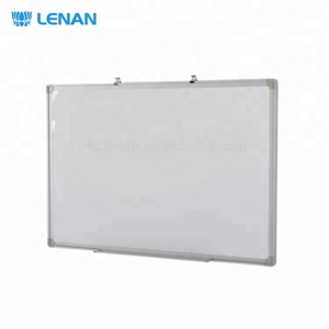 High quality aluminum frame white writing board custom offset printing magnetic office whiteboard standard sizes price