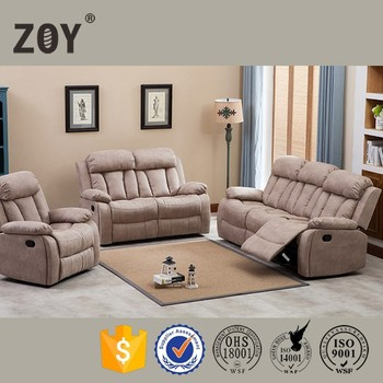 Classic Design with Pocket Coil Seating Living Room Furniture motion sofa corner sectional 9928A