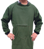 Thicker welding wear to wear clothing wear insulation fire apron welding welder protective clothing apron