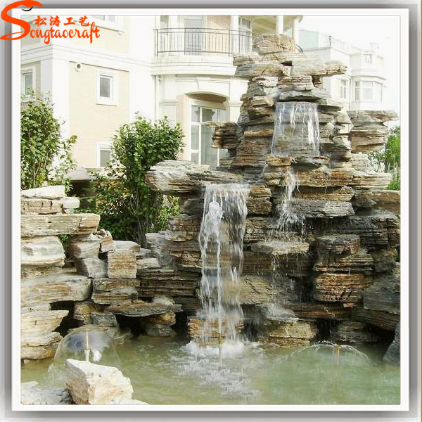 Available For Export Indoor Wall Waterfall Artificial