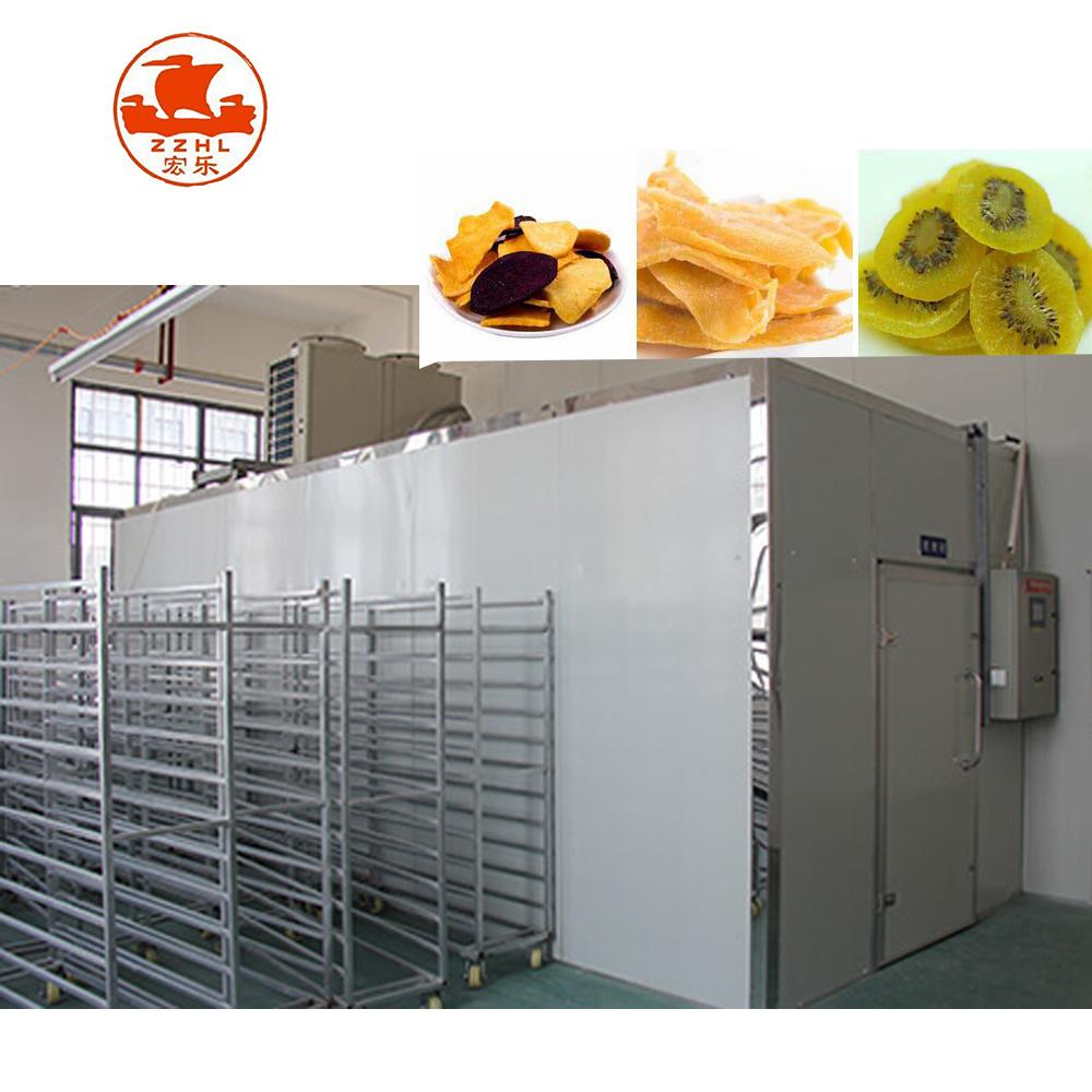카사바 과일 및 야채 건조 기계 고기 음식 물고기 탈수기 열 펌프 건조기