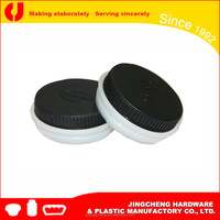 42mm plastic tin can cap / aerosol can cap closure / plastic cap wholesale