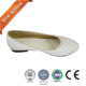 Women White Dress Slip on Point Toe Light Up New Design Laser Flat Shoe
