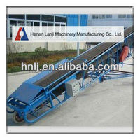 Rubber belt conveyor series for mining equipment