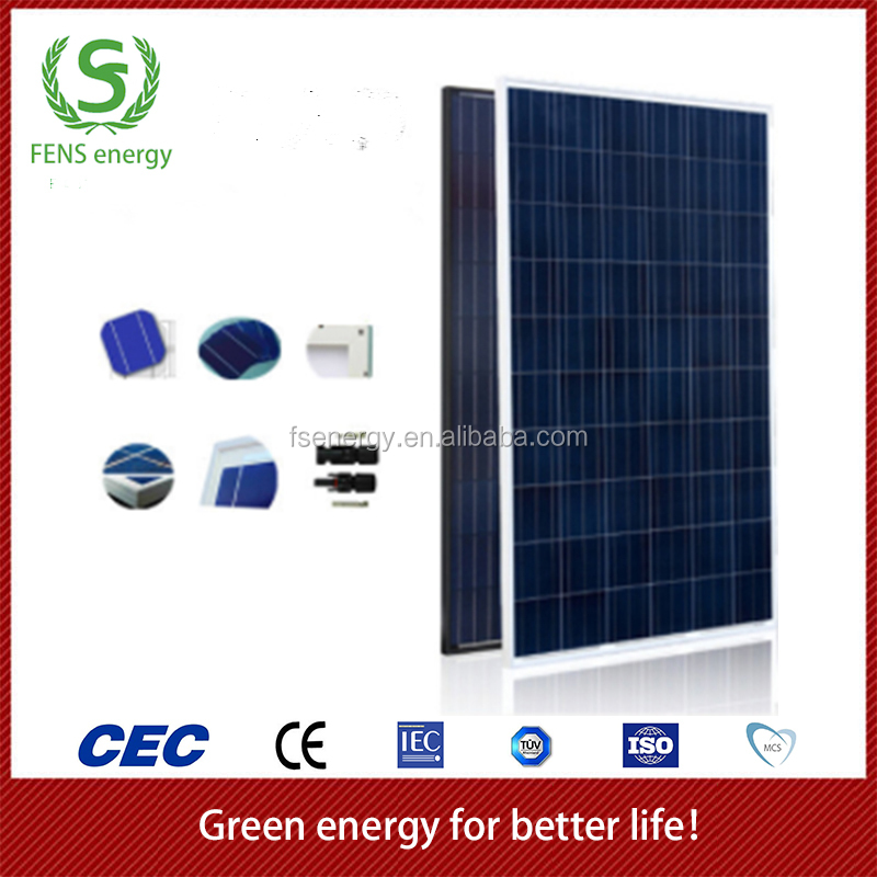 High quality PV China manufacturer 250w solar panel, poly solar panel for home solar energy <strong>system</strong>