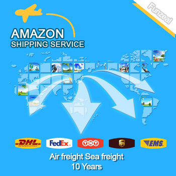 Dhl ups tnt fedex global air sea shipping services from shanghai shenzhen hongkong to usa uk fba amazon---Skype:funzealmax