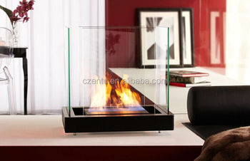 Inovation 2015 Cute And Cheap Portable Fireplace, Portable Glass Fireplace,  Removable Fireplace