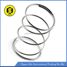 oil tempered wire spring with lowest price in china