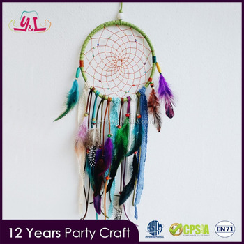 Wholesale Dream Catcher With Wind Chimes For Marriage Decoration New Wholesale Dream Catchers