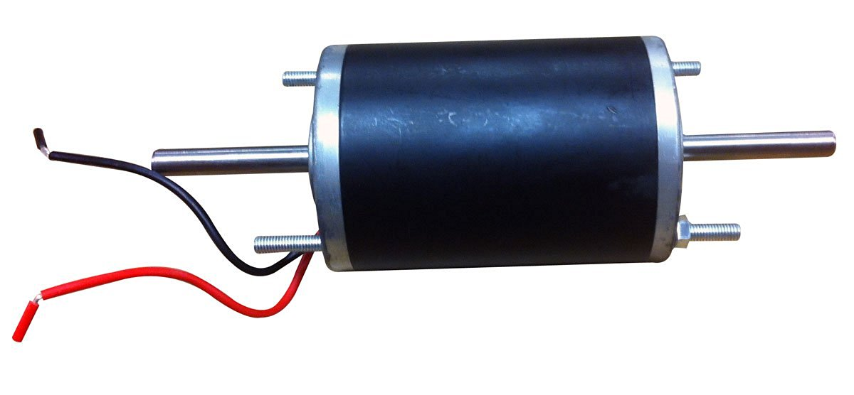 Mojo 6 Volt Direct Drive Replacement Motor