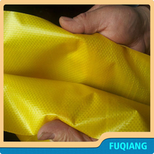bright yellow plastic woven bags for maize