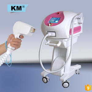 New tech TEC cooling golden bars 808 laser permanent hair removal machine/salon hair equipment