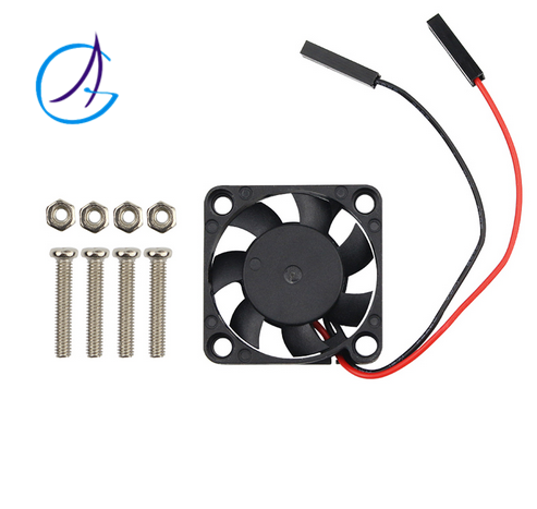 New Raspberry Pi 3 CPU Fan Adjustable 5V 3.3V Cooling Fan for Raspberry Pi 3 2 B+ Model B