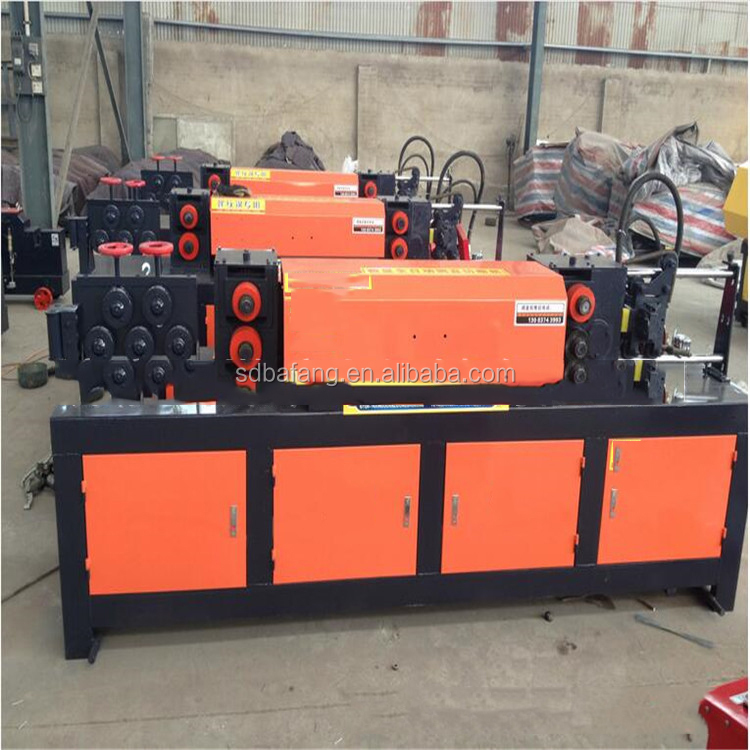 High effective GT3-12 steel bar straightener