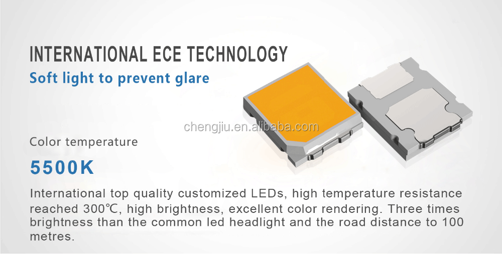 Guangzhou lighting factory h3 Led Headlight 9012 led healight Bulbs 12v 48w H1 H4 H8 H11 9005 9006 h7 led light headlight