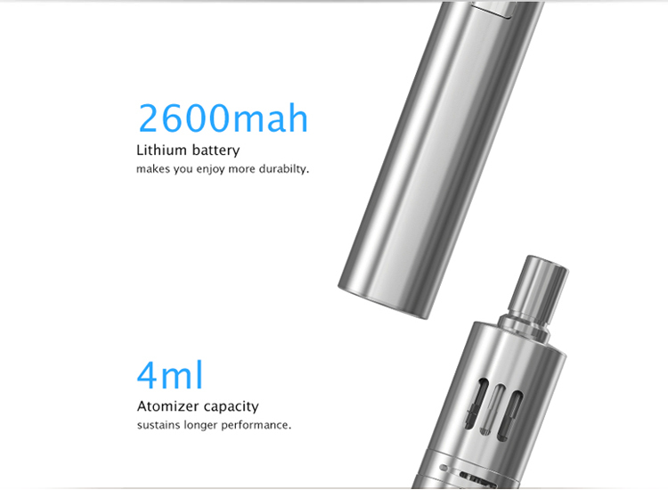 New Electronic Cigarette Joyetech Ego One Mega Kit With 4.0ml Ego ...