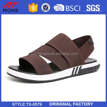 707ee27cd Latest Designs Men Beach Sandals Soft Sole Shoes Men Casual - Buy ...