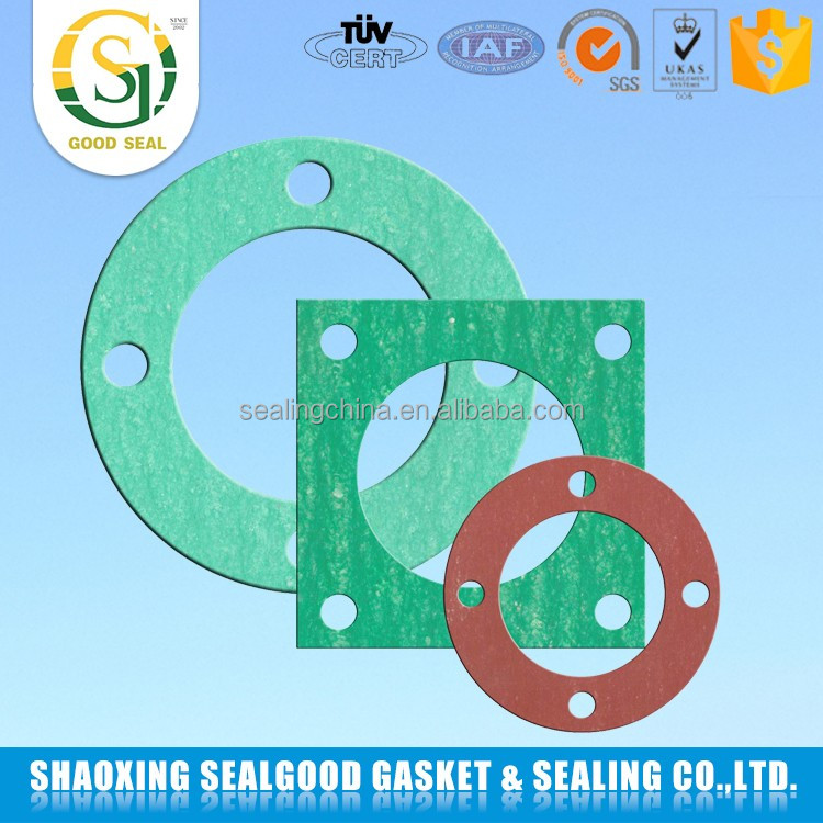 Good compressibility non asbestos jointing gasket sheet