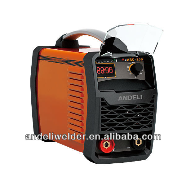 2013 new Inverter DC MMA welding machine miller (IGBT Chip) ARC-140G from famous brand in China