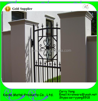 Small Decorative Wrought Iron Gates Garden Gate