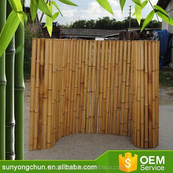 Palissade bambou pas cher simple bambou de dcoration - Palissade bambou pas cher ...
