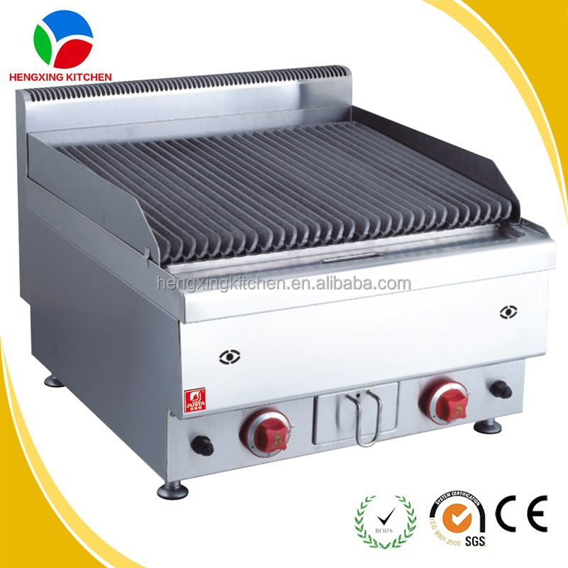Commercial Bbq Kitchen Gas Grill Table Top